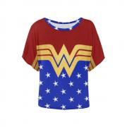 Batwing Sleeve T-Shirt