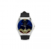 Women's Classic Leather Strap Watch