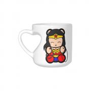 Heart-shaped Mug 10.3 Oz