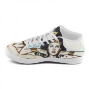 Chukka Canvas Shoes