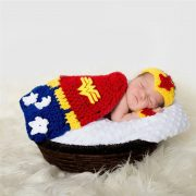 2018-Superhero-Newborn-Baby-Crochet-Wonder-Woman-Costume-Knitted-Infant-Baby-Girls-Photography-Props-Newborn-Photo_2